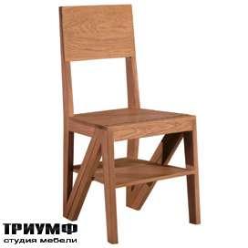 Итальянская мебель Morelato - Деревянный стул-лестница