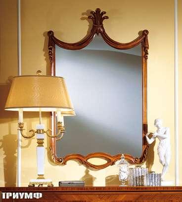 Итальянская мебель Colombo Mobili - Зеркало арт.276 кол. Ponchielli