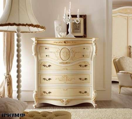 Итальянская мебель Grilli - Комод высокий