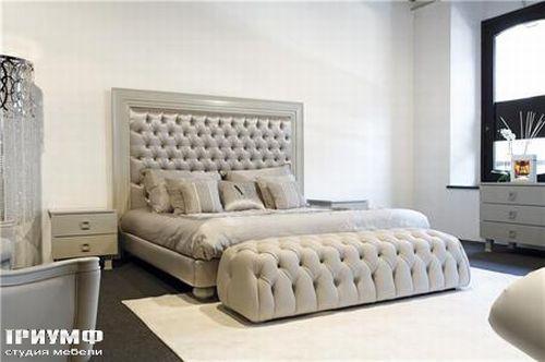 Итальянская мебель Mantellassi - Кровать Zahra