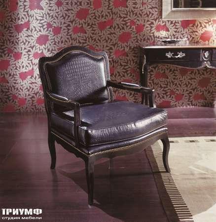 Итальянская мебель Luciano Zonta - Giorno Sedute кресло Murano
