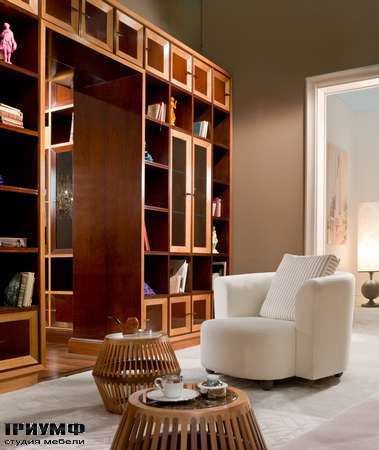 Итальянская мебель Annibale Colombo - Librerie шкаф