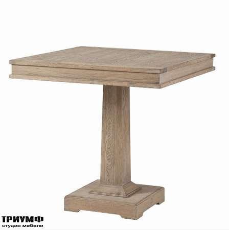 Голландская мебель Eichholtz - стол dining lincoln
