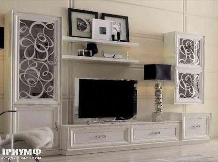 Итальянская мебель Giorgio Casa - Сasa Serena композиция под ТВ