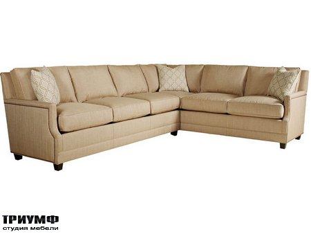 Американская мебель Chaddock - Mesa Sectional