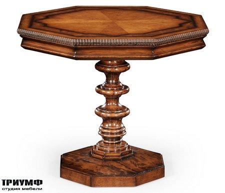 Американская мебель Jonathan Charles - Gadrooned Octagonal Table