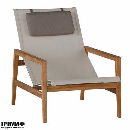Американская мебель Summerclassics - Coast Easy Chair