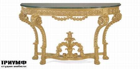 Итальянская мебель Chelini - консоль арт FCBM 878