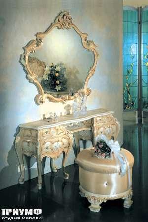 Итальянская мебель Silik - Туалетный столик Iride