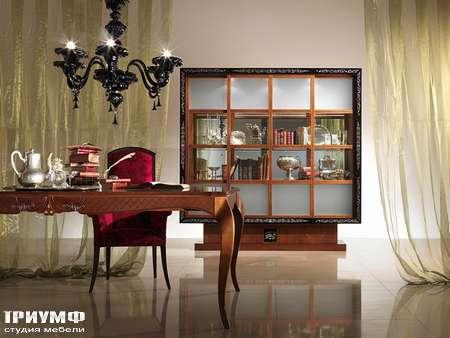 Итальянская мебель Carpanelli Spa - Витрина Quadro Moresco Dandy