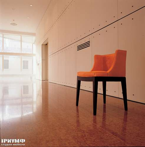 Итальянская мебель Mascheroni - Полукресло Mistral