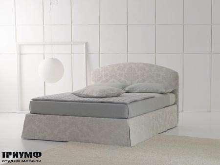 Итальянская мебель Orizzonti - кровать Linosa Plus