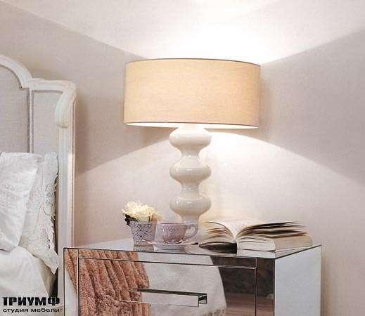 Итальянская мебель Porada - Настояльная лампа babele