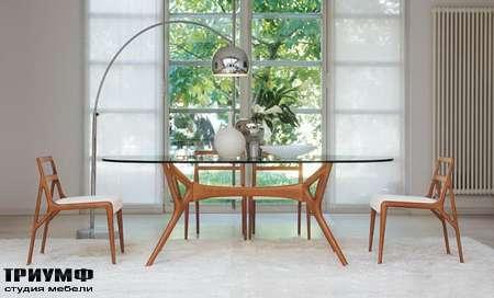 Итальянская мебель Porada - Обеденная группа icaro 2