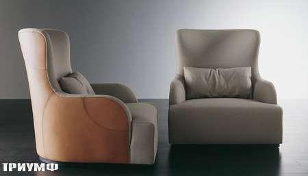 Итальянская мебель Meridiani - кресло Liu kuoio
