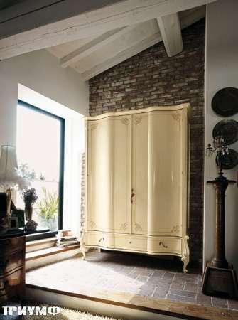 Итальянская мебель Volpi - шкаф Carpi