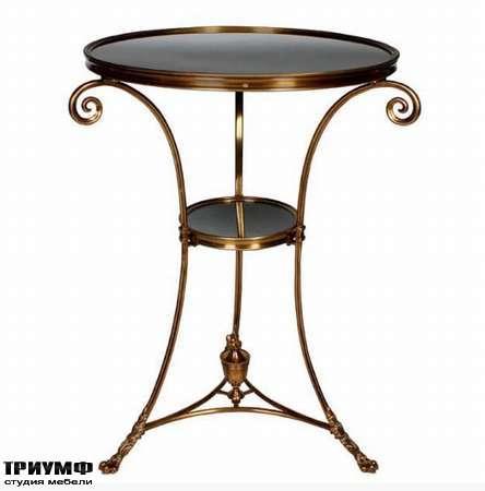 Голландская мебель Eichholtz - стол rubinstein