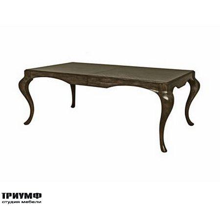 Американская мебель Henredon - Whitaker Dining Table