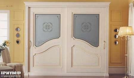 Итальянская мебель Ferretti e Ferretti - Шкаф классический с раздвижными дверьми giovespecchi
