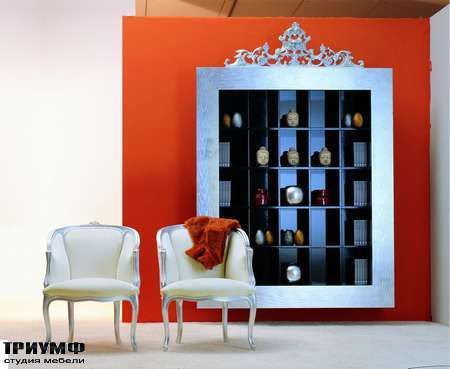 Итальянская мебель Creazioni - Кресло Nina Cm