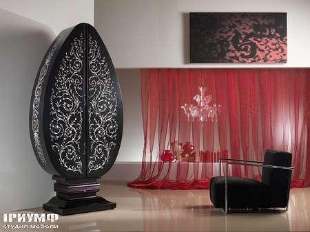 Итальянская мебель Carpanelli Spa - Комод Uovo Moresco CR32