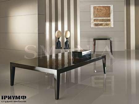 Итальянская мебель Smania - Журнальный стол Leo