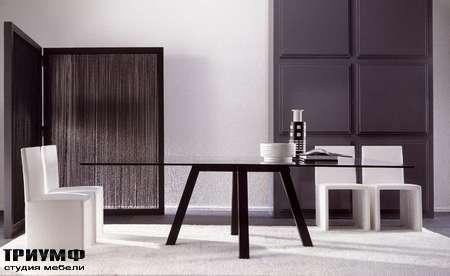 Итальянская мебель Porada - Обеденная группа koki