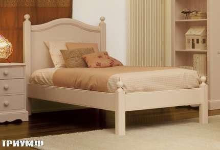 Итальянская мебель De Baggis - Кровать L0415