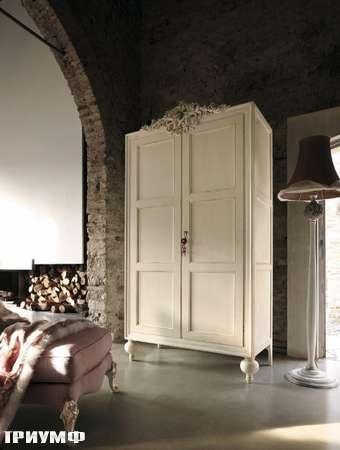 Итальянская мебель Volpi - шкаф Romeo/Emma