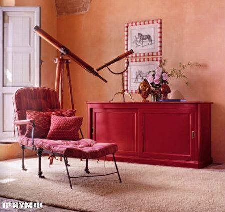 Итальянская мебель Tonin casa - комод с раздвижными дверьми