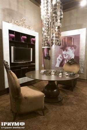 Итальянская мебель Creazioni - Кресло Tizzi Cm