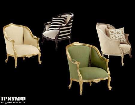 Итальянская мебель Cantori - кресло Sissi