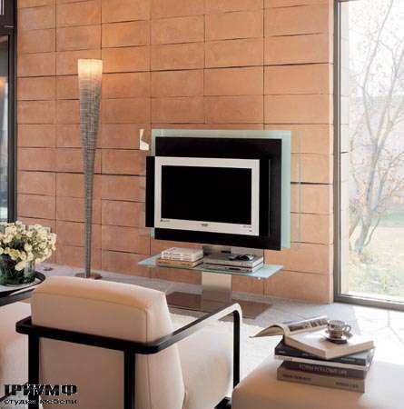 Итальянская мебель Porada - Панель под плазма ТВ sat