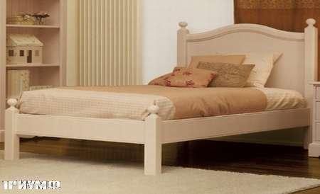 Итальянская мебель De Baggis - Кровать L0415bis