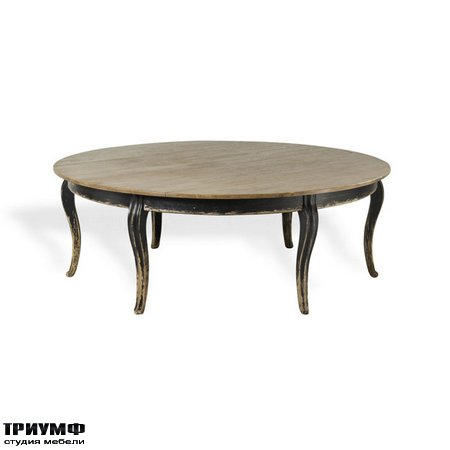 Американская мебель Ralph Lauren Home - CIRCULAR DINING TABLE