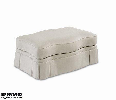 Американская мебель Taylor King - Adriana Ottoman