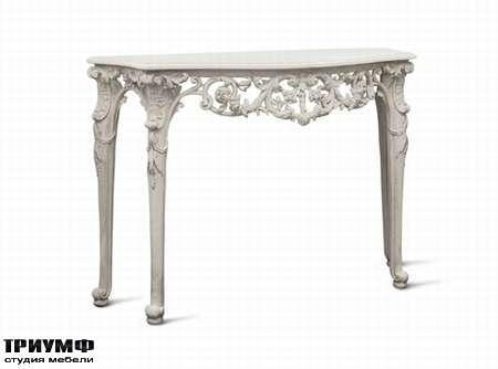 Итальянская мебель Chelini - консоль арт FCBO 275