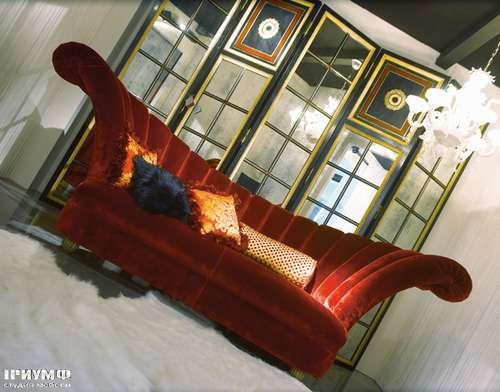 Итальянская мебель Cornelio Cappellini - Диван Arco в ткани