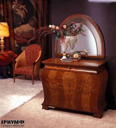 Итальянская мебель Carpanelli Spa - Комод Floreale CO05