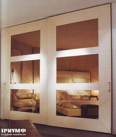 Итальянская мебель Rugiano - Шкаф с раздвижными дверями Piv