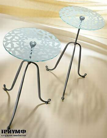 Итальянская мебель Ciacci - Столик Flori