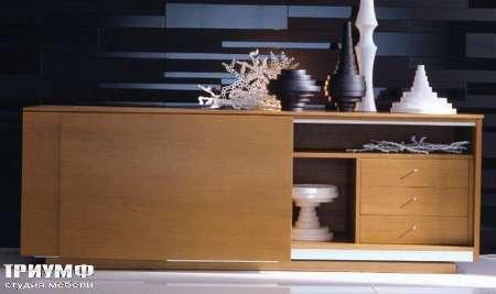 Итальянская мебель Varaschin - тумба Rovere Teak