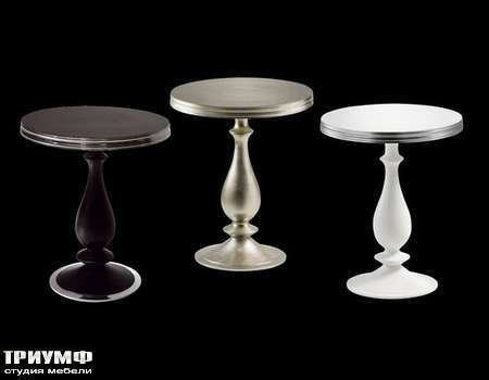 Итальянская мебель Cantori - журнальный столик Gray