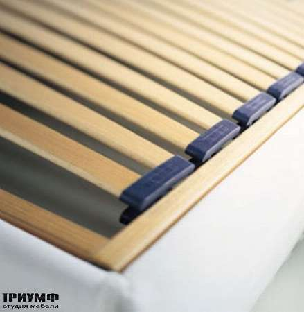 Итальянская мебель Orizzonti - рештка к кровати с амортизаторами