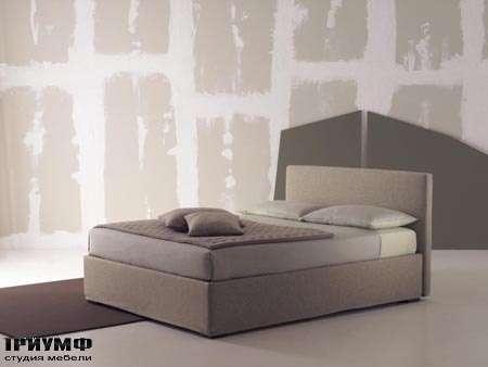 Итальянская мебель Orizzonti - кровать Lipari Plus