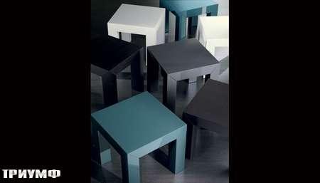 Итальянская мебель Meridiani - столик маленький MCQUEEN