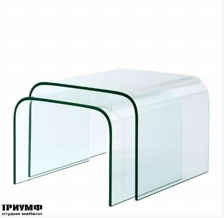 Голландская мебель Eichholtz - стол side cesare set of