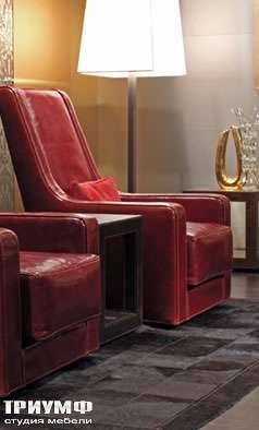 Итальянская мебель Longhi - кресло Baron