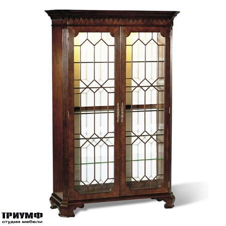 Американская мебель Scarborough House - SH13 082006M Display Cabinet