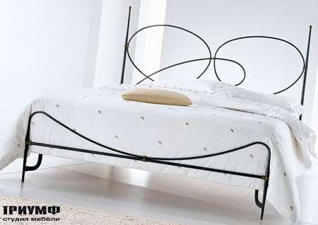 Итальянская мебель Ciacci - Кровать Infinity